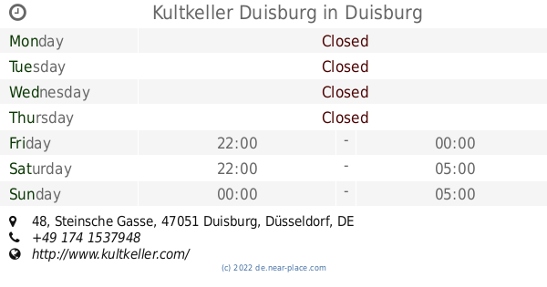 Duisburg eros Bordelle /